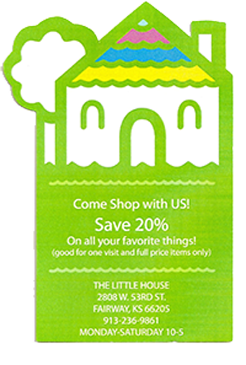 LIttle House Kids Coupon